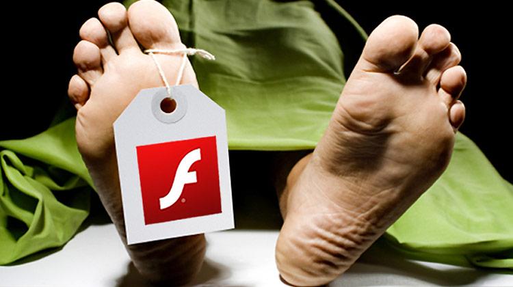 Fin de Adobe Flash