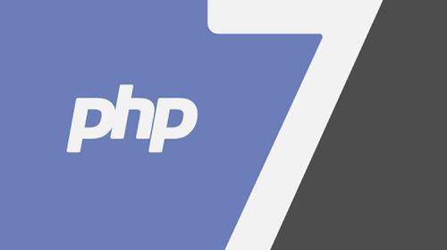 PHP 6…  pardon PHP 7 !