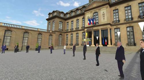 Une app VR pour rencontrer virtuellement les candidats à l'élection