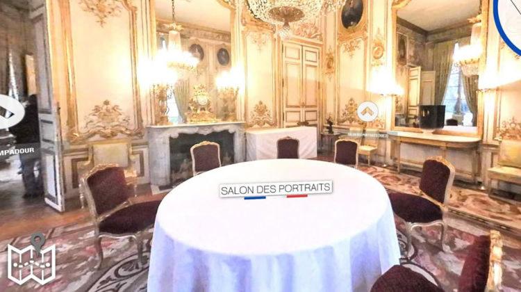 Présidentielle 2017 VR (Palais de l'élysée)